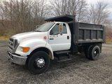 2003 Ford F750 Dump Truck