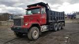 1996 Volvo Triaxle Dump Truck