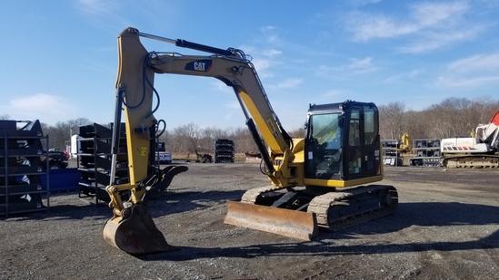 2015 Cat 308e2cr Excavator