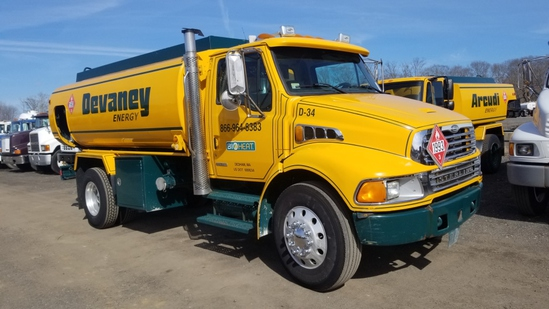 2002 Sterling Acterra Oil Truck