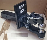 New Stiff Neck 8 Ton Pintle Hitch