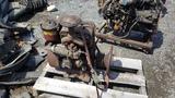 2 cylinder WISCONSIN GAS ENGINE