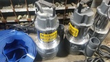 New Mustang MP 4800 Submersible Pump