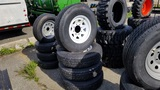 (4) Rainer St 235/80/16 Tires and Rims