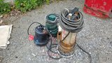 (3) Submersible Pumps
