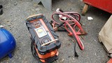 Black and decker battery charger with cables
