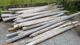 Lot Fence Posts