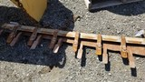 Skidsteer teeth