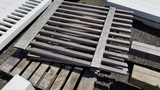 Lot picket fencing