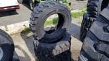 (4) Tukbo 10-16.5 Skidsteer Tires