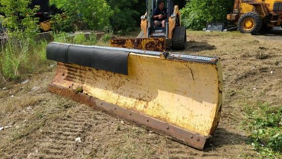 Volvo Plow