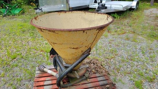 Landpride 3 Point Cone Spreader