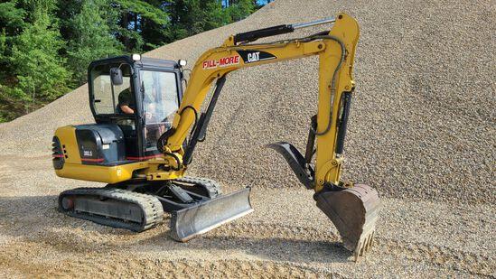 Cat 303.5 Excavator