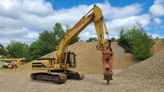Cat 325l Excavator
