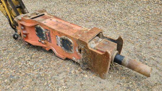 Npk16x Hydraulic Hammer