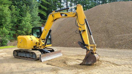 Cat 308 E2CR Excavator