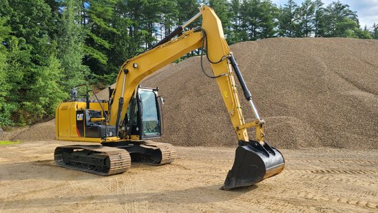 2014 Cat 312E Excavator