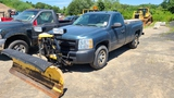 2009 Chevy Pickup with Plow