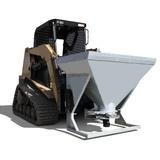 Wolverine Hd Hydraulic Salt / Sand Spreader