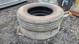 (2) Roadmaster 11r24.5 Tires