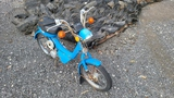 PA50 Scooter (Parts)
