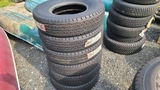 (6) New 235/85/16 tires