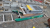 (6) Assorted Ladders