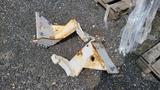 Skid Steer Backhoe Mount Plates