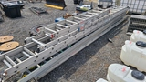 Assorted Extension Ladders