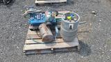 Lot - Electrical box, tanks etc