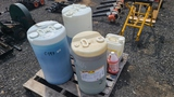 Pallet - Assorted Cleaning Chemicals