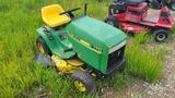 john Deere 170 Lawn Tractor