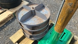 Spinning Parts Container