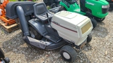 White LT-17 Lawn Tractor
