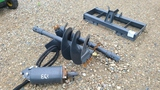 Wolverine Auger and bits