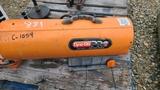 Dynaglow torpedo heater