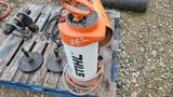 Stihl manual transfer Pump