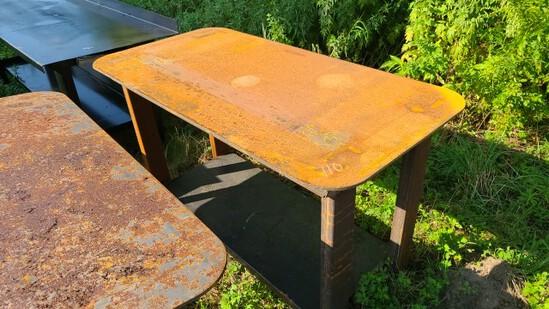 Hd welding table