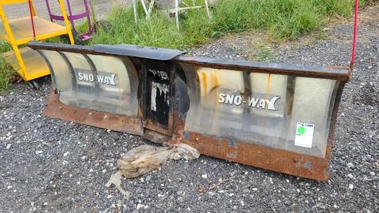 Sno way v plow