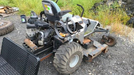 Dixie chopper parts mower