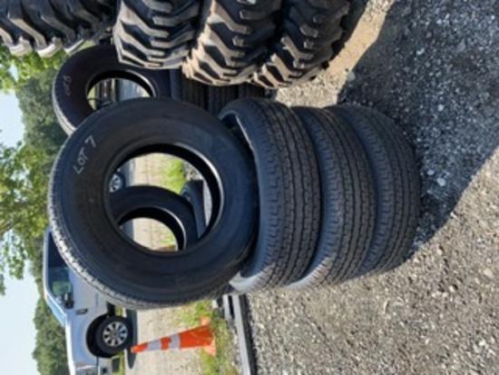 Roadguider Trailer Tires ST225/75R15