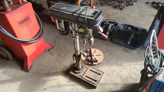 Craftsmen drill press