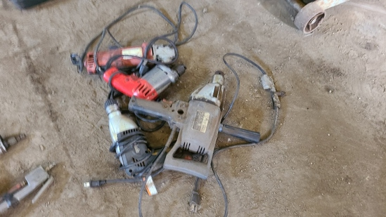 Lot - Power Tools