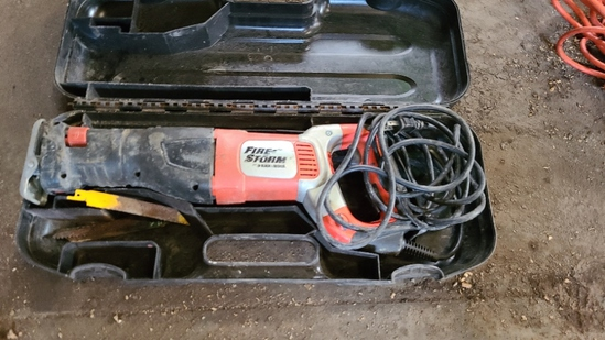 Black and Decker Sawzall