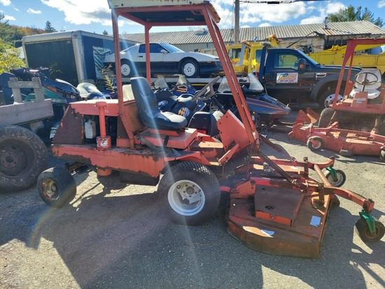 Jacobsen Turf Cart Commercial Mower