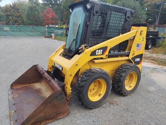 2012 Cat 226b Skidsteer