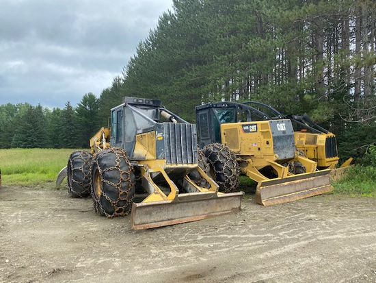 AUCTION OF  DONALD LEVEILLE TRUCKING & LOGGING