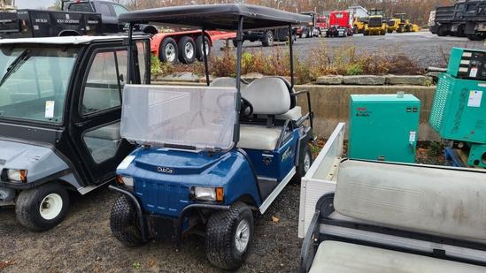 Club Car XRT 800E Golf Cart