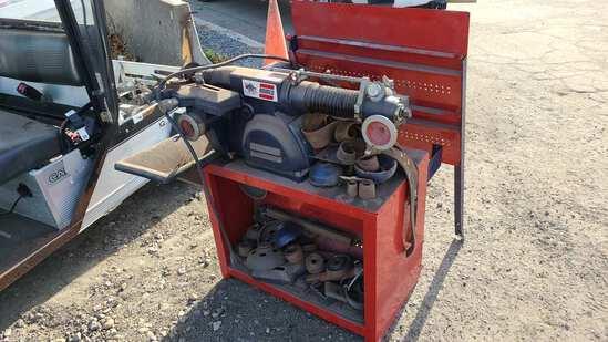 Ammco caliper facing tool