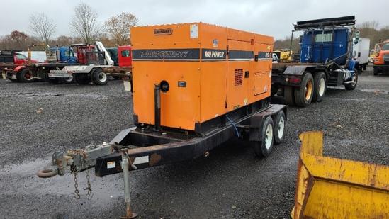 Multiquip Whisperwatt 125 Generator